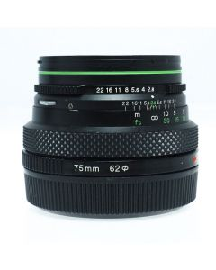 Used Bronica 75mm f2.8 ETR Lens