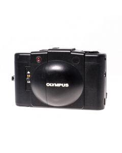 Used Olympus XA2 & A11 Flashgun 35mm Film Compact Camera