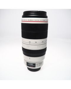 Used Canon 100-400mm F4.5-5.6 L IS II USM Telephoto Zoom Lens