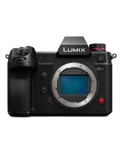 Panasonic Lumix S1H Mirrorless Camera Body