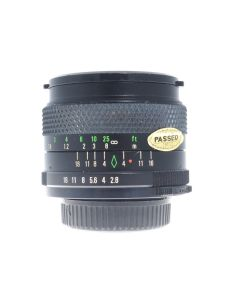 Used Chinon 28mm f2.8 (Pentax M42 Fit)