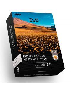 Cokin EVO Circular Polariser Filter Kit (M-Size / P Series)