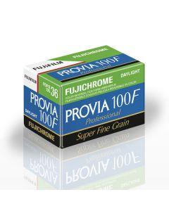 Fujifilm Fujichrome PROVIA 100F 35mm Film  (36 Exposures)