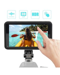 """Desview R5 5"""" On Camera Touch Screen Monitor"""