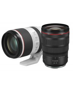 Canon 24-70mm f2.8 & 70-200mm f2.8 L IS USM RF Double Lens Kit