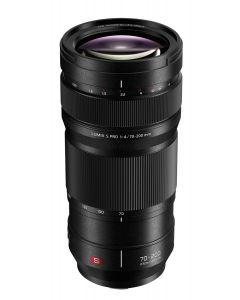 Panasonic 70-200mm f4 OIS Lumix S Pro Lens (L-Mount Fit)