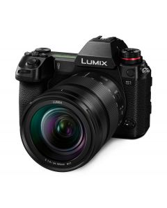 Panasonic Lumix S1 Mirrorless Camera with 24-105mm f4 Macro OIS Lens Kit