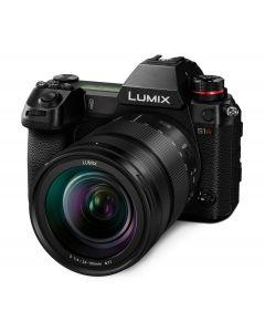 Panasonic Lumix S1R Mirrorless Camera with 24-105mm f4 Macro OIS Lens Kit