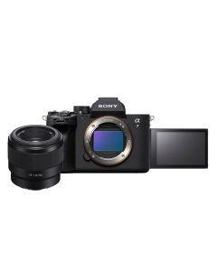 Sony A7 IV Mirrorless Camera Body & 50mm f1.8 FE Lens Kit