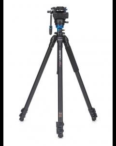 Benro A2573FS4 Series 2 Video Tripod & S4 Video Head