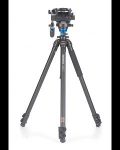 Benro A2573FS6 Series 2 Video Tripod & S6 PRO Video Head