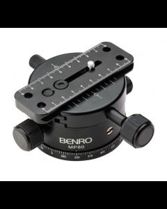 Benro MP80 Geared Macro Head