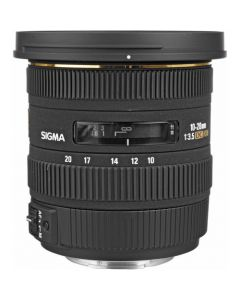 Sigma 10-20mm f3.5 EX DC HSM Lens (Canon EFs Fit)