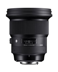Sigma 105mm f1.4 DG HSM ART Lens (Panasonic L-Mount Fit)
