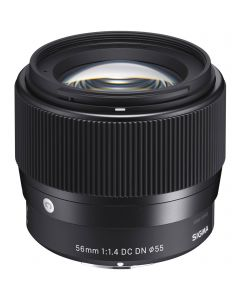 Sigma 56mm f1.4 DC DN CONTEMPORARY Lens (Canon EF-M Fit)