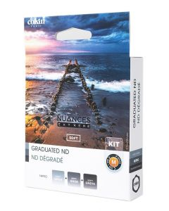 Cokin NUANCES EXTREME Soft Graduated Filter Kit for M-Size / P Series