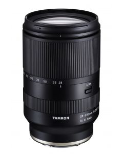 Tamron 28-200mm f2.8-5.6 DI III RXD Lens (Sony E-Mount)