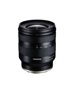 Tamron 11-20mm f2.8 Di III-A VC RXD Zoom Lens (Sony E)