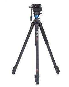 Benro A2573FS4 Video Tripod & S4 Pro Video Head Kit