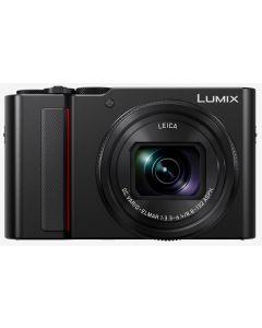 Panasonic Lumix TZ200 Digital Compact Camera (Black)