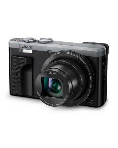 Panasonic Lumix TZ80 Digital Compact Camera (Silver)