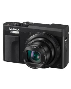 Panasonic Lumix TZ90 Digital Compact Camera (Black)
