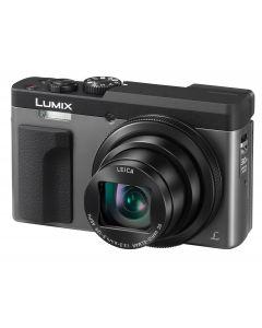 Panasonic Lumix TZ90 Digital Compact Camera (Silver)