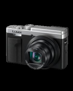 Panasonic Lumix TZ95 Digital Compact Camera (Silver)