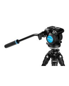 Benro S2 Pro Flat Base Tripod Video Head