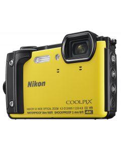 Nikon Coolpix W300 Action Camera (Yellow)
