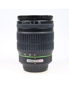 Used Pentax 17-70mm f4 AL (IF) SDM DA (Commission Sale)