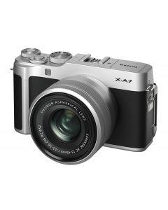 Fujifilm X-A7 Mirrorless Camera with 15-45mm OIS PZ Lens