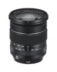 Fujifilm 16-80mm f4 R OIS WR XF Lens