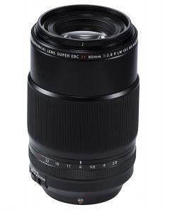 Fujifilm 80mm f2.8 LM OIS WR XF Macro Lens