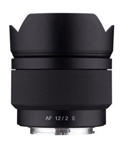Samyang 12mm f2 AF Wide Angle Lens (Sony E)