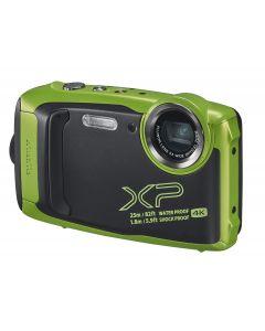 Fujifilm FinePix XP140 Action Camera (Lime)