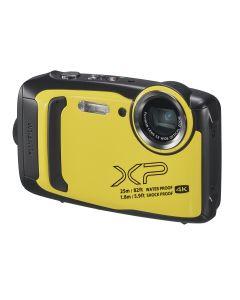 Fujifilm FinePix XP140 Action Camera (Yellow)