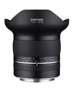 Samyang 10mm f3.5 XP MF Lens (Canon EF Fit)