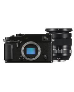 Fujifilm X-Pro3 Mirrorless Camera & 16-80mm f4 OIS Lens (Black)