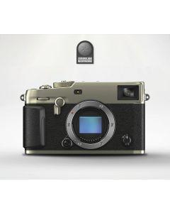 Fujifilm X-Pro3 Mirrorless Camera Body (Duratect Silver)