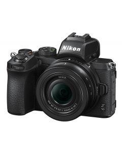 Nikon Z50 Mirrorless Camera & 16-50mm f3.5-6.3 VR NIKKOR Z DX