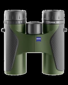 Zeiss Terra ED 10x32 Binoculars (Green)