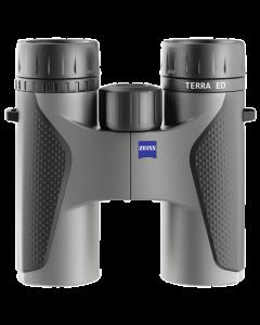 Zeiss Terra ED 10x32 Binoculars (Grey)