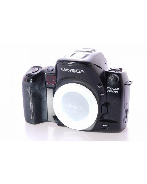 Used Minolta Dynax 800 SI 35mm Film Camera