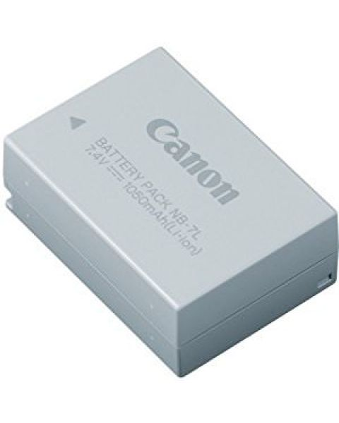 Used Canon NB-7L Battery