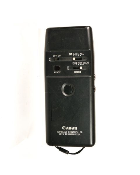 Used Canon LC-5 Wireless Controller Only