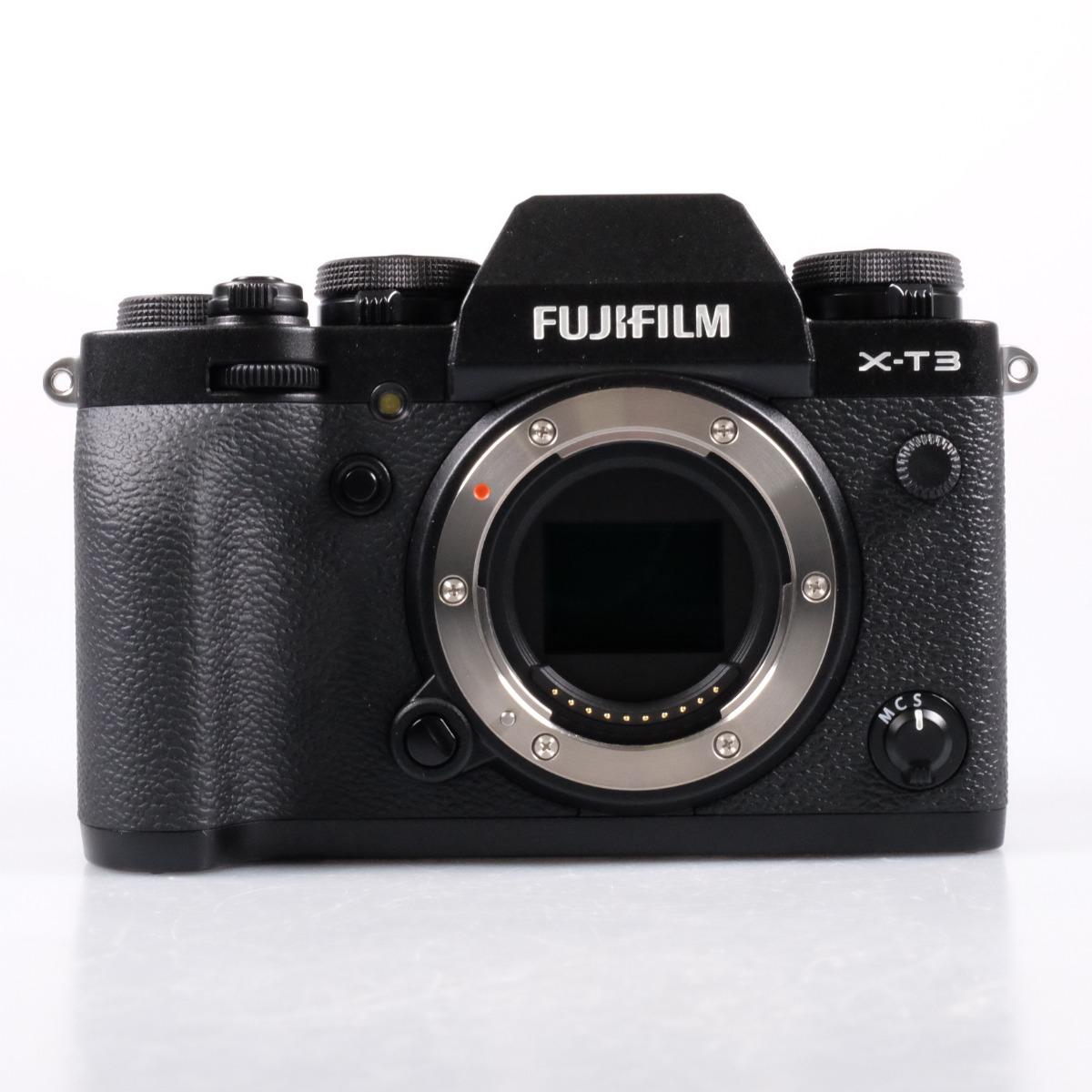 Used Fujifilm X-T3 Mirrorless Camera Body