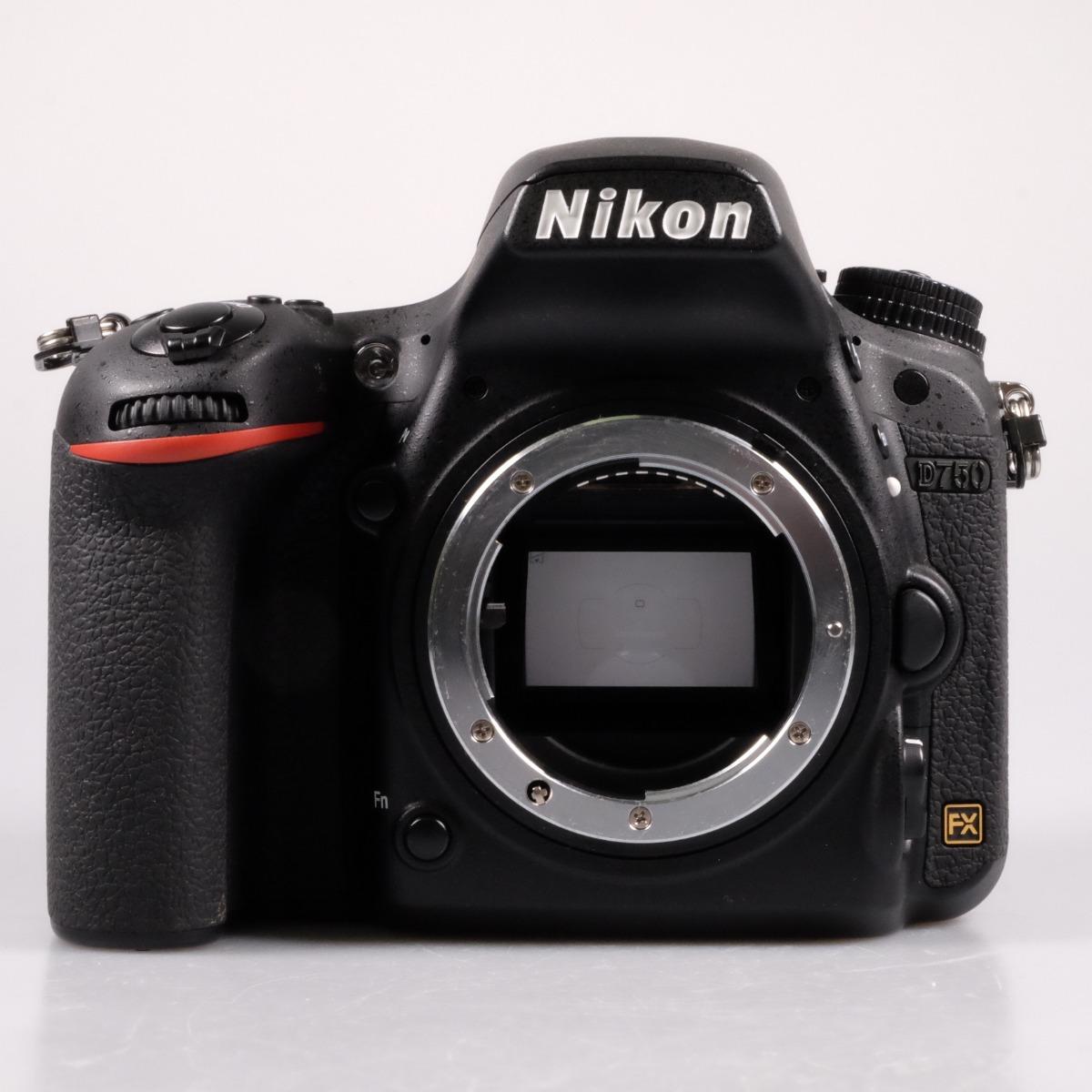 Used Nikon D750 DSLR Camera Body