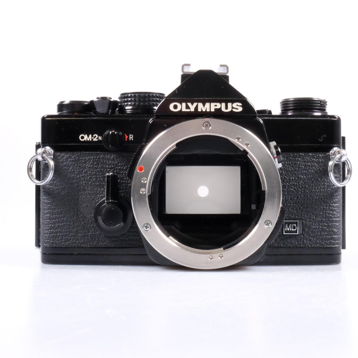 Used Olympus OM2N 35mm Film SLR Camera Body