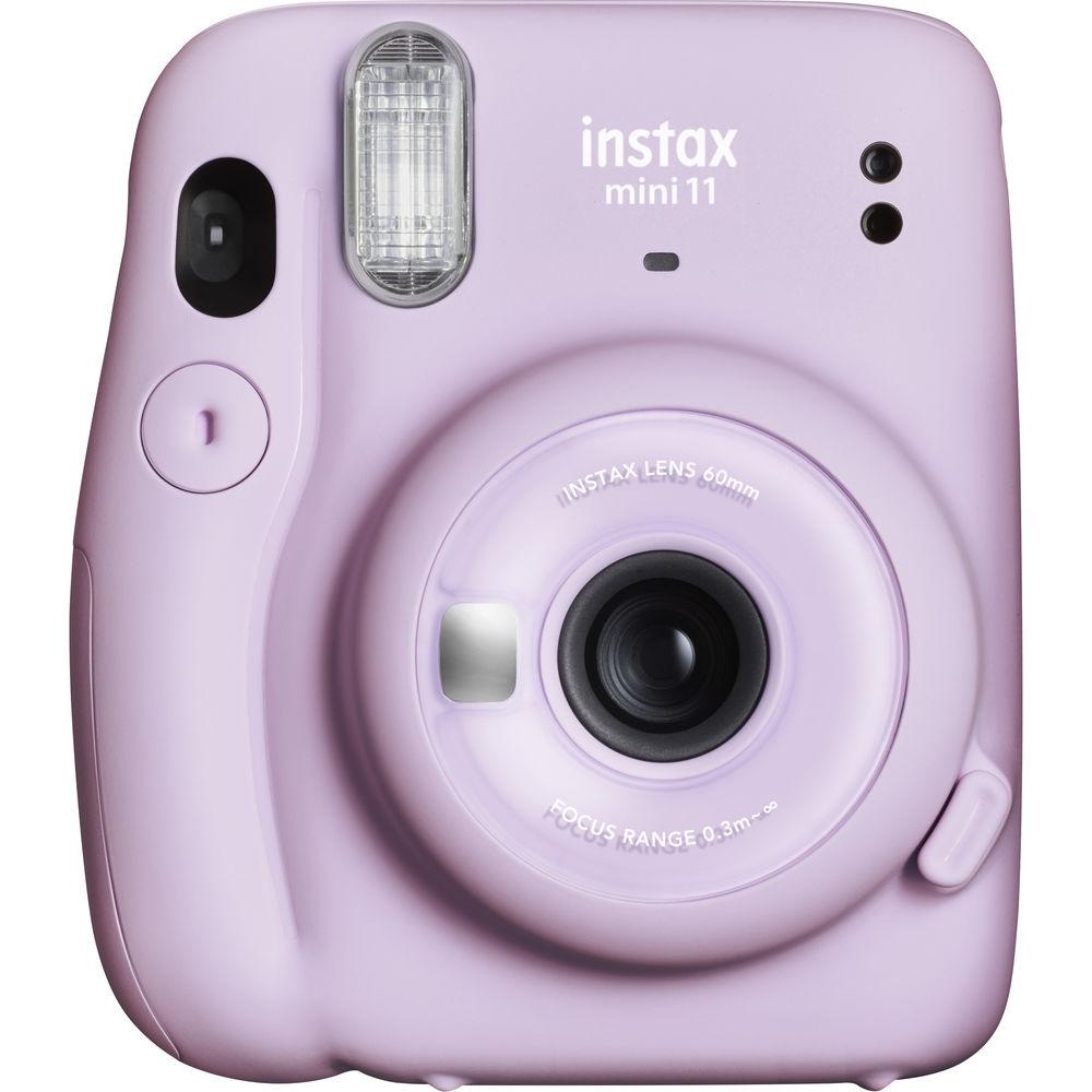 Fujifilm Instax Mini 11 Instant Camera (Lilac Purple)